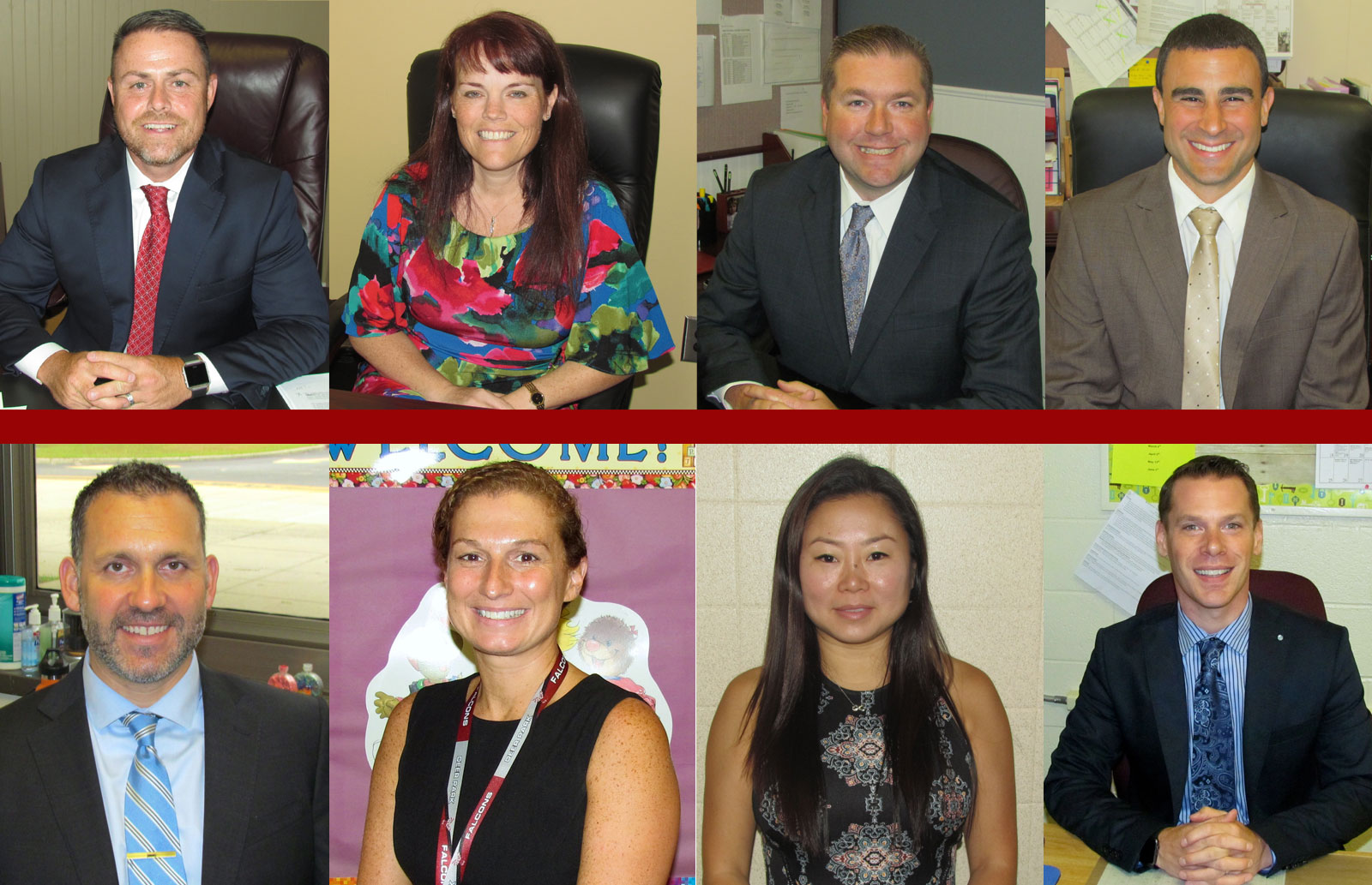 Deer Park Welcomes Eight New Administrators