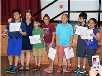 JFK Math Olympiad Winners Honored 1