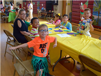 Summer Schoolers Love the Luau thumbnail131527