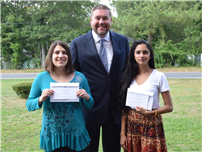 Two Seniors Commended by National Merit Scholarship Program