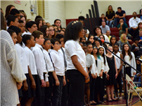 Musical Growth Showcased at Frost's Spring Concert