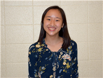 Zhang Named to All-State Wind Ensemble