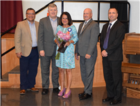 Deer Park Honors Superintendent Demyen and Student Accomplishments