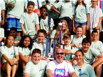 Robert Frost's Band Brings Home Two Trophies from Dorney Park