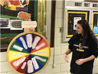 Frost's Gold-Card Middle Schoolers Spin the Wheel 3