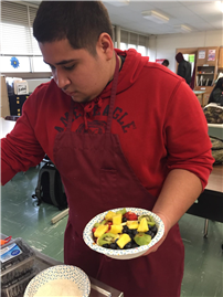Bowled Over in High School Nutrition Class 2