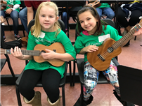 PEAK Performers from JFK Explore Music Workshops