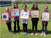 JFK Student Winners Show Right Stuff on Recycling 1
