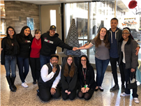 Secondary Sudents Celebrate French Culture