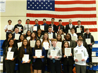 Deer Park's DECA students come home with 30 trophies