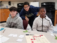 Frost Seventh Graders Develop Board Games and Future Skills thumbnail162252