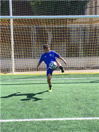 Knapp Spending Sophomore Year of Soccer in Spain 2