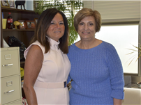 HS Social Worker Barbara Charity Named a Teacher of Excellence