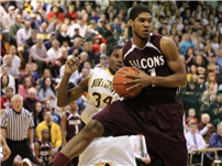 Deer Park Alumnus Carrel Joseph Plays Basketball for Haiti